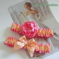 Bridal Garter set - Wedding garter set - Bridal accessories, wedding accessories